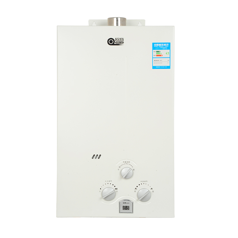 ouyi/欧意 q6j1 热水器 燃气热水器 即热式燃气热水器 天然气热水器